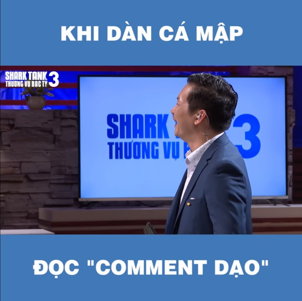 1001 biệt danh thú vị mà cộng đồng mạng đặt cho dàn Shark Tank Vietnam - Ảnh 7.