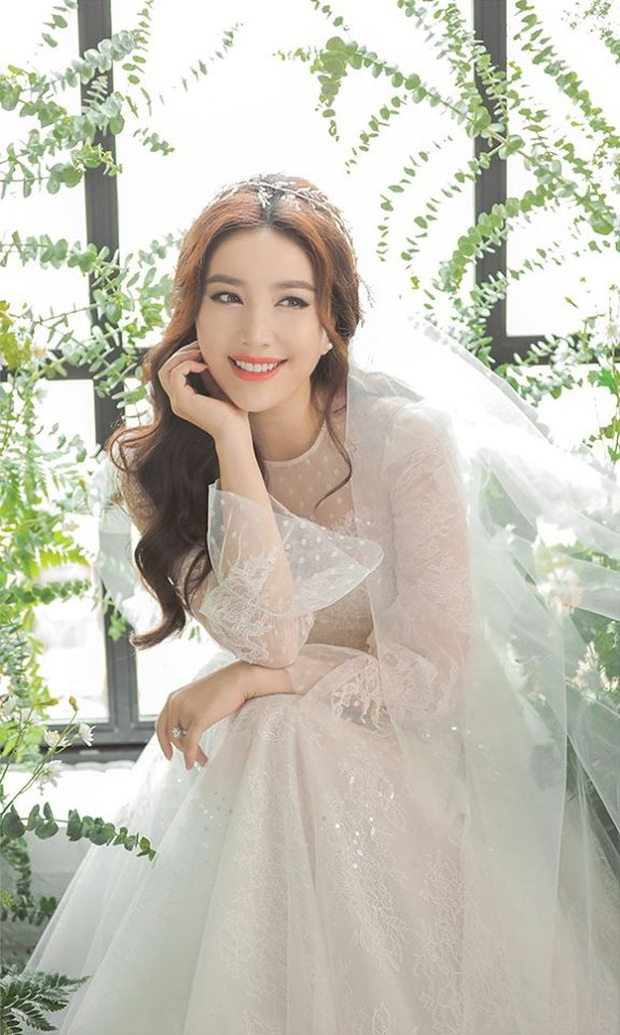 Bảo Thy khoe 3 mẫu váy cưới lộng lẫy, trong đó có 1 bộ phảng phất thiết kế kinh điển của Công nương Kate - Ảnh 6.