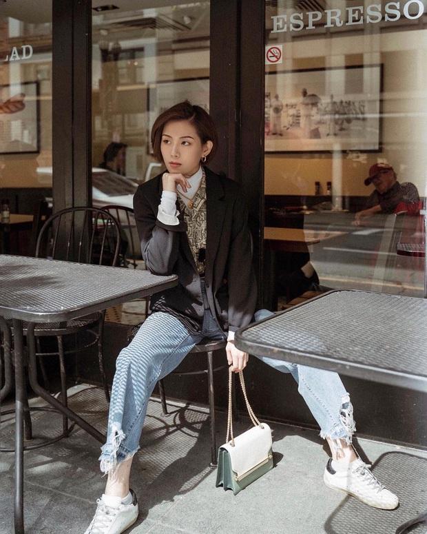 Diện quần jeans, chưa chắc là bạn đã có vẻ ngoài sành điệu nếu không mix với 4 mẫu giày sau đây - Ảnh 10.