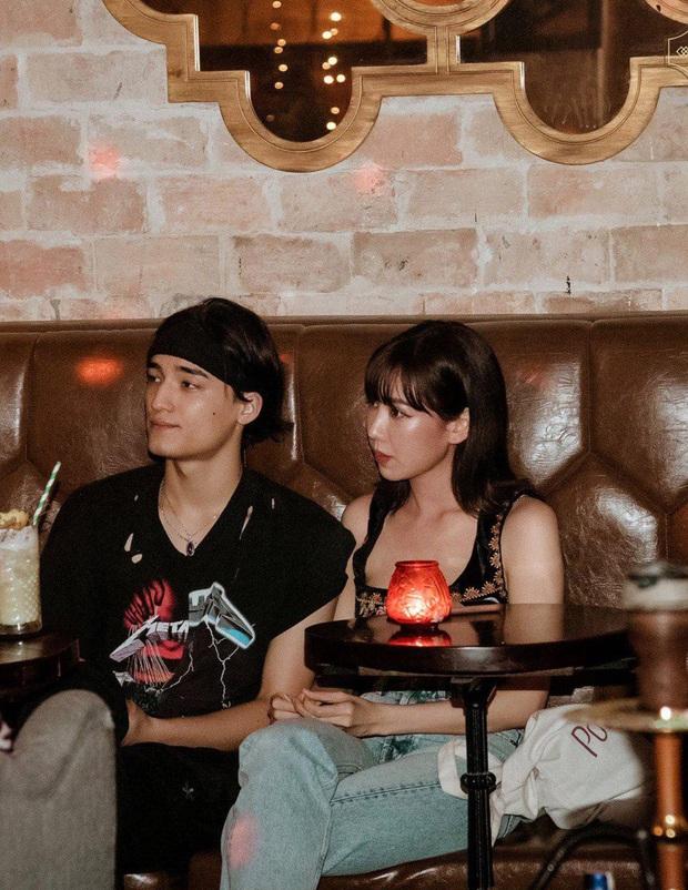 Hội bạn thân đang truyền tay nhau loạt ảnh thân thiết của Min bên mỹ nam ngoại quốc, nữ ca sĩ đang bí mật hẹn hò? - Ảnh 1.