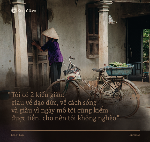 Bà cụ đạp xe lên ủy ban xã nằng nặc xin ra khỏi hộ nghèo: 11 đứa con mà tui chưa phải phiền đến đứa mô - Ảnh 11.