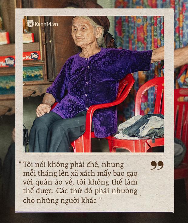 Bà cụ đạp xe lên ủy ban xã nằng nặc xin ra khỏi hộ nghèo: 11 đứa con mà tui chưa phải phiền đến đứa mô - Ảnh 7.