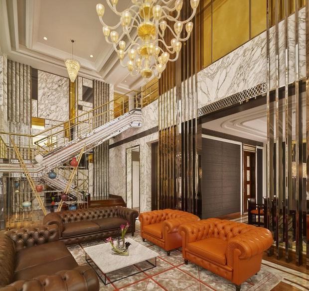 Bên trong khách sạn 6 sao Bảo Thy tổ chức đám cưới: là nơi dành cho giới quyền lực và siêu giàu, giá phòng cao ngất ngưởng - Ảnh 2.