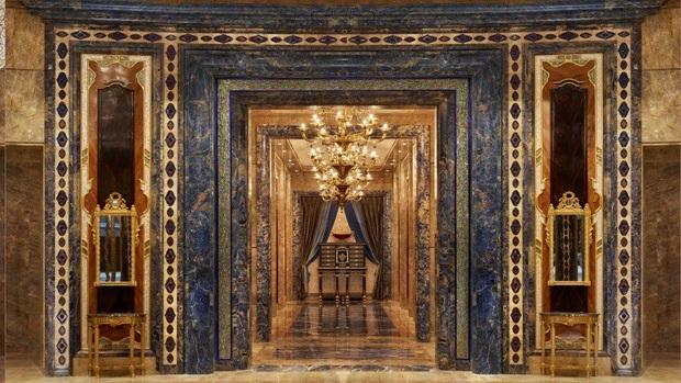 Bên trong khách sạn 6 sao Bảo Thy tổ chức đám cưới: là nơi dành cho giới quyền lực và siêu giàu, giá phòng cao ngất ngưởng - Ảnh 5.