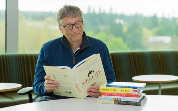 """5 thói quen """"nhỏ nhưng có võ"""" của những người siêu thành công: Từ Bill Gates, Warren Buffett đến Steve Jobs đều tuân thủ mỗi ngày  - Ảnh 1."""