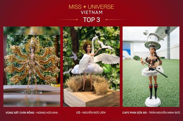 Đối thủ của Hoàng Thùy chọn ngay trang phục hoa dâm bụt đỏ thơm tại Miss Universe - Ảnh 5.
