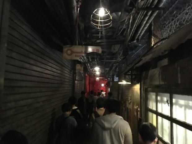 Chuyến thăm cuối cùng để từ biệt Cửu Long thành - khu trò chơi kinh dị nhất Nhật Bản, nơi không dành cho người yếu bóng vía - Ảnh 6.
