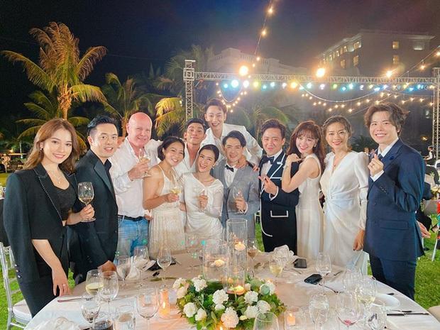 Dàn sao Vbiz trong đám cưới Đông Nhi - Ông Cao Thắng chính là đại diện cho 6 kiểu người khi đi quẩy, chuẩn không lệch đi đâu được - Ảnh 22.