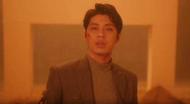 Noo Phước Thịnh bị bỏng toàn bộ khuôn mặt, cả người đầy thương tích trong MV Im Still Loving You - Ảnh 4.