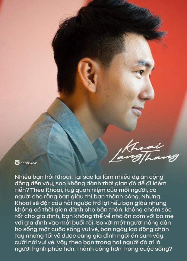 Khoai Lang Thang và hành trình nhân văn: Nơi yêu thương không bao giờ tắt - Ảnh 2.