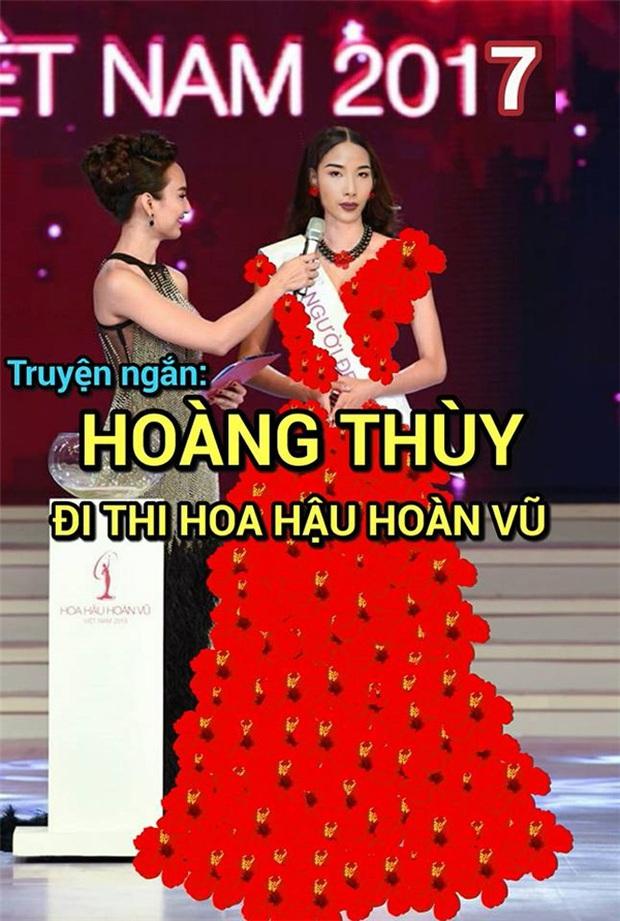 Đối thủ của Hoàng Thùy chọn ngay trang phục hoa dâm bụt đỏ thơm tại Miss Universe - Ảnh 3.