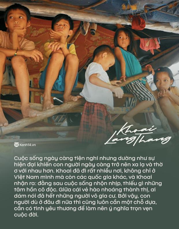 Khoai Lang Thang và hành trình nhân văn: Nơi yêu thương không bao giờ tắt - Ảnh 4.