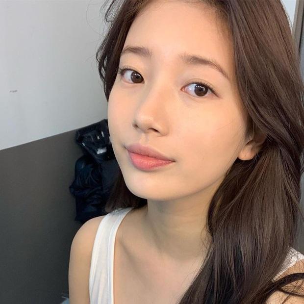 Thánh mặt mộc Suzy lại khuấy đảo MXH: 1 nét ảnh không son phấn mà leo thẳng lên top Naver - Ảnh 5.