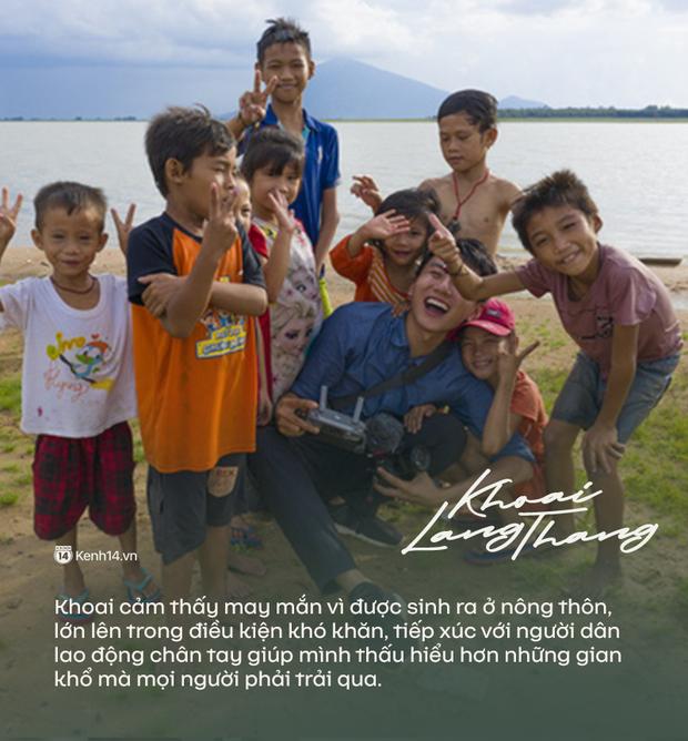Khoai Lang Thang và hành trình nhân văn: Nơi yêu thương không bao giờ tắt - Ảnh 5.