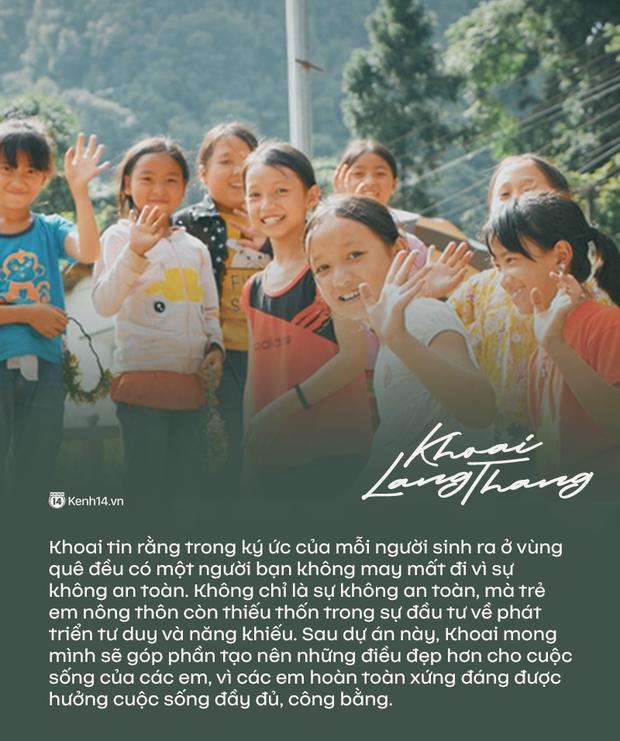 Khoai Lang Thang và hành trình nhân văn: Nơi yêu thương không bao giờ tắt - Ảnh 7.