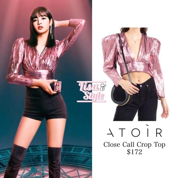 Sửa áo của Lisa cho kín đáo, stylist của Black Pink chẳng được khen mà lại bị chê tơi tả - Ảnh 2.