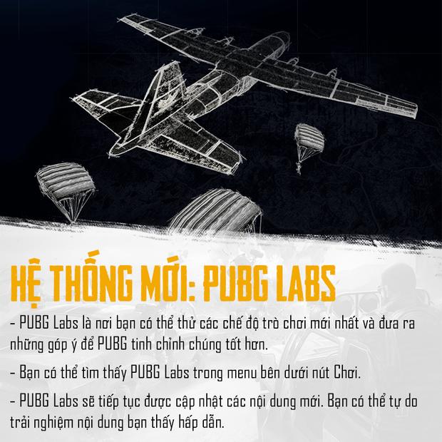 PUBG: Bản update 5.2 đã có, xuất hiện vật phẩm mới có khả năng làm nổ lốp xe - Ảnh 2.