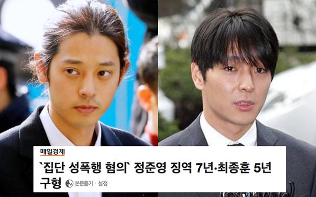 NÓNG: Tòa đề nghị án tù Jung Joon Young 7 năm và Choi Jong Hoon (FT.Island) 5 năm vì tội hiếp dâm tập thể - Ảnh 1.