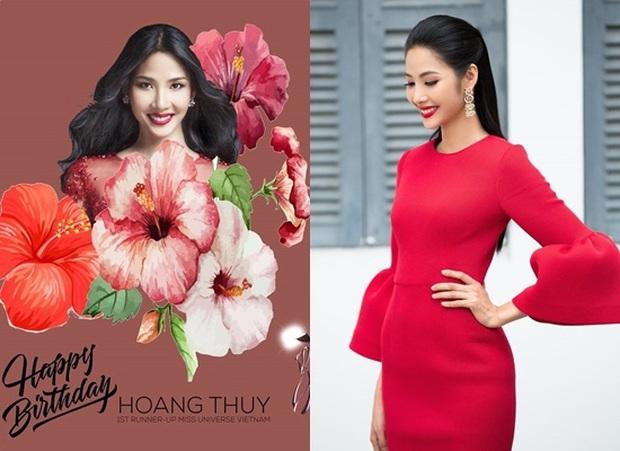 Đối thủ của Hoàng Thùy chọn ngay trang phục hoa dâm bụt đỏ thơm tại Miss Universe - Ảnh 2.