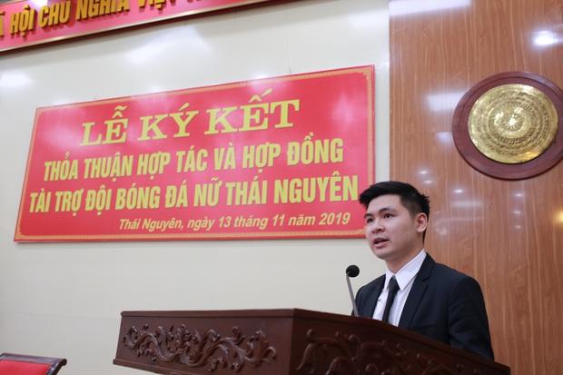 Bóng đá nữ Thái Nguyên được tiếp thêm sức mạnh, đặt mục tiêu top 3 và góp nhiều cầu thủ cho tuyển nữ Quốc gia - Ảnh 5.