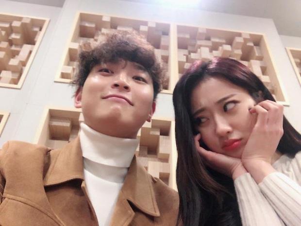SBS tung tin hẹn hò của nam thần Jinwoon (2AM) và idol bốc lửa Kyungri (9MUSES): Cặp đôi sexy nhất Kbiz là đây! - Ảnh 3.