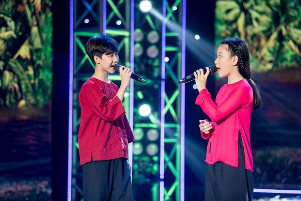 Cậu bé lai Hàn khuấy động Cặp đôi vàng nhí với hit Để mị nói cho mà nghe - Ảnh 7.