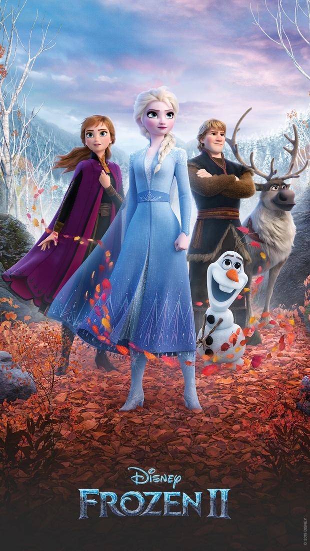 Ê-kíp Frozen 2 hé lộ nội dung hot: Elsa sử dụng sức mạnh băng giá để giải quyết một vấn đề nóng bỏng - Ảnh 1.