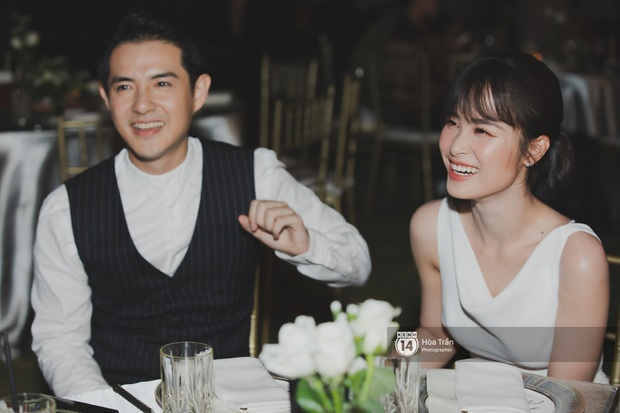 Hậu đám cưới thế kỷ, Đông Nhi tiết lộ sụt 1,5kg nhưng vẫn xuất hiện cực xinh bên ông xã Ông Cao Thắng tại tiệc cảm ơn - Ảnh 6.