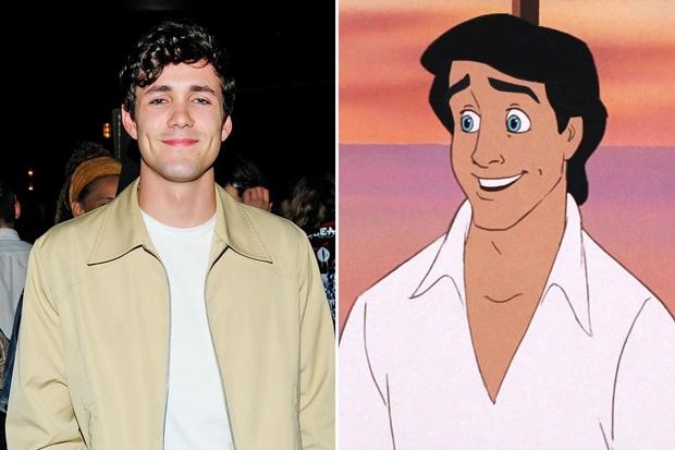 """Disney đã """"chốt hạ"""" được Hoàng tử Eric cho Nàng Tiên Cá da màu: Chuẩn soái ca bước ra từ trang cổ tích! - Ảnh 1."""