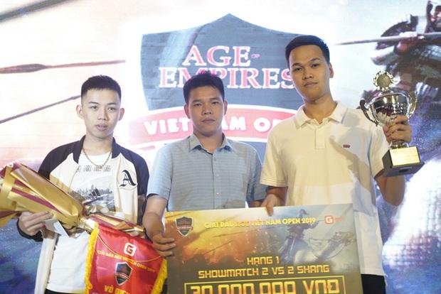 AoE Việt Nam Open 2019: Chim Sẻ lại độc bá với 5 chức vô địch - Ảnh 1.