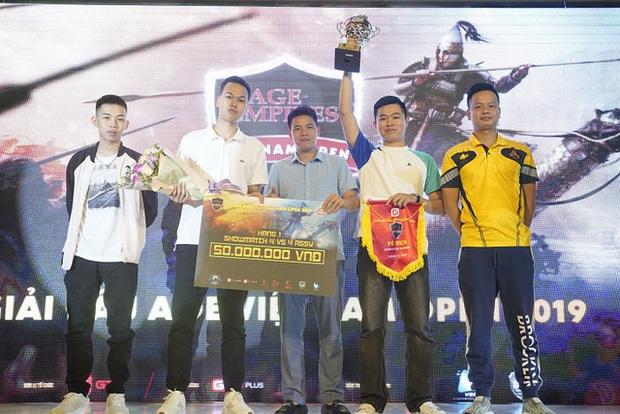 AoE Việt Nam Open 2019: Chim Sẻ lại độc bá với 5 chức vô địch - Ảnh 2.