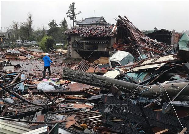 2.800 người Nhật Bản vẫn phải sống trong các trung tâm sơ tán sau siêu bão Hagibis - Ảnh 1.