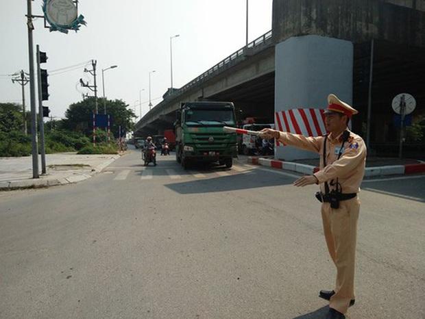 Cấm đường xung quanh SVĐ Mỹ Đình, phục vụ 2 trận đấu sân nhà của ĐT Việt Nam - Ảnh 1.