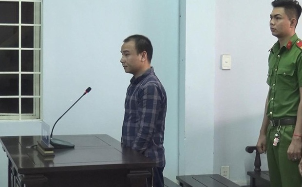 Tài xế container ngủ gật gây tai nạn khiến 5 người tử vong ở Tây Ninh bị tuyên 14 năm tù - Ảnh 1.