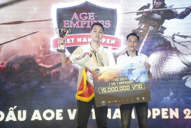 AoE Việt Nam Open 2019: Chim Sẻ lại độc bá với 5 chức vô địch - Ảnh 3.