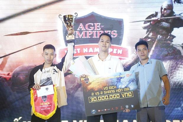 AoE Việt Nam Open 2019: Chim Sẻ lại độc bá với 5 chức vô địch - Ảnh 5.