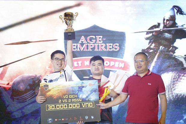 AoE Việt Nam Open 2019: Chim Sẻ lại độc bá với 5 chức vô địch - Ảnh 6.