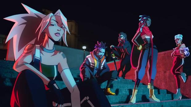 True Damage đã debut với MV đầu tay Giants, điều thú vị đằng sau là gì? - Ảnh 10.