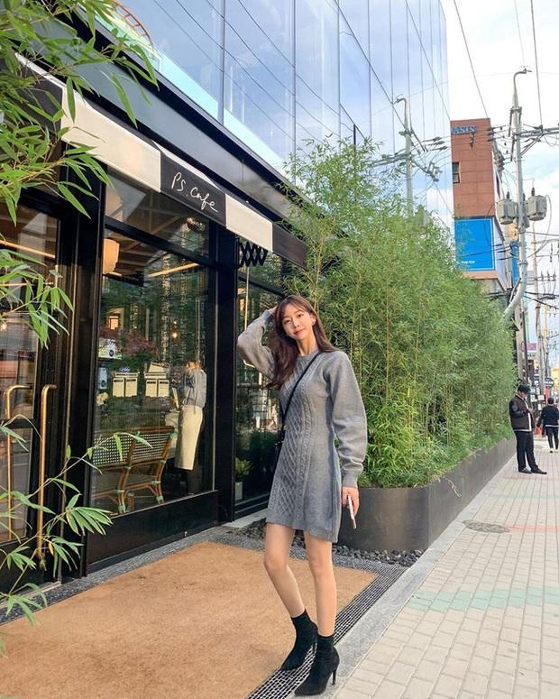 Ngắm street style châu Á tuần qua để găm loạt bí kíp diện áo len to sụ siêu xinh cho ngày trở rét - Ảnh 5.