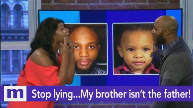 Anh không phải là cha đứa bé – Chương trình bá đạo xét nghiệm DNA nhận diện nhân thân - Ảnh 7.
