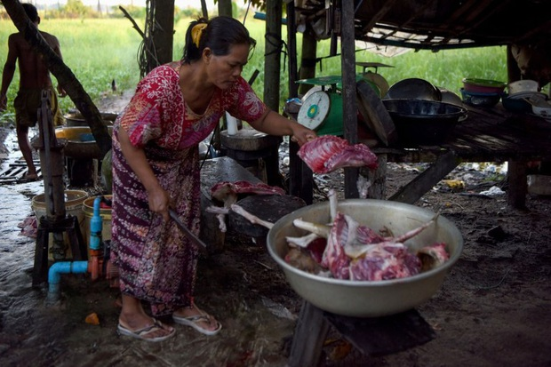 Ngành kinh doanh thịt chó ở Campuchia: Tàn bạo, đầy tội lỗi và những hệ lụy sức khỏe đáng báo động - Ảnh 7.