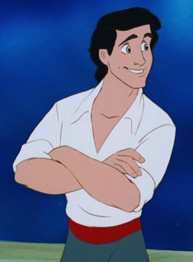 Disney đã chốt được hoàng tử cho Nàng Tiên Cá da màu: Chuẩn soái ca bước ra từ trang cổ tích! - Ảnh 2.
