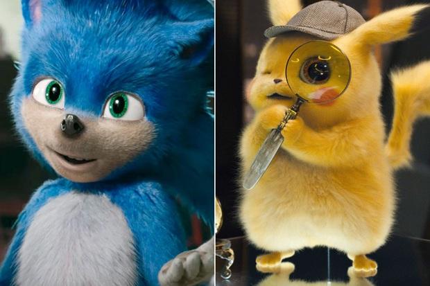 Bị chê như Pikachu phiên bản lỗi, nhím Sonic đình đám đi tân trang nhan sắc khiến dân tình lác mắt - Ảnh 5.