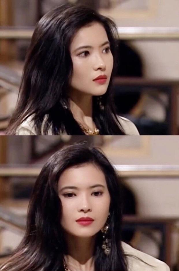 Nhan sắc kinh diễm thuở đôi mươi ngọc nữ bạc mệnh Lam Khiết Anh: Mỹ nhân đẹp nhất 5 đài truyền hình Hong Kong là đây - Ảnh 7.