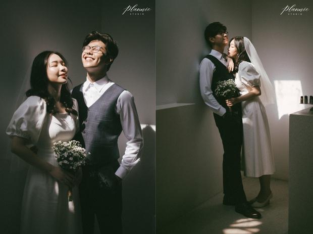 Trọn bộ ảnh cưới cực đáng yêu của cặp đôi MC trai tài gái sắc Mạnh Cường – Hương Giang - Ảnh 12.