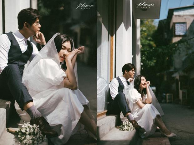 Trọn bộ ảnh cưới cực đáng yêu của cặp đôi MC trai tài gái sắc Mạnh Cường – Hương Giang - Ảnh 9.