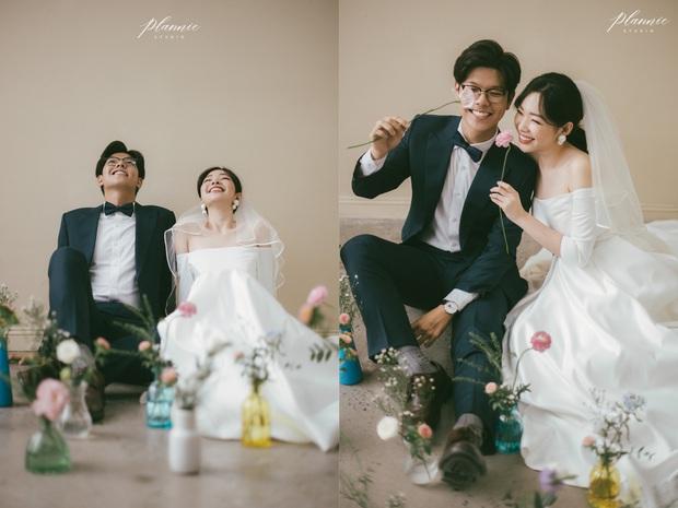 Trọn bộ ảnh cưới cực đáng yêu của cặp đôi MC trai tài gái sắc Mạnh Cường – Hương Giang - Ảnh 10.