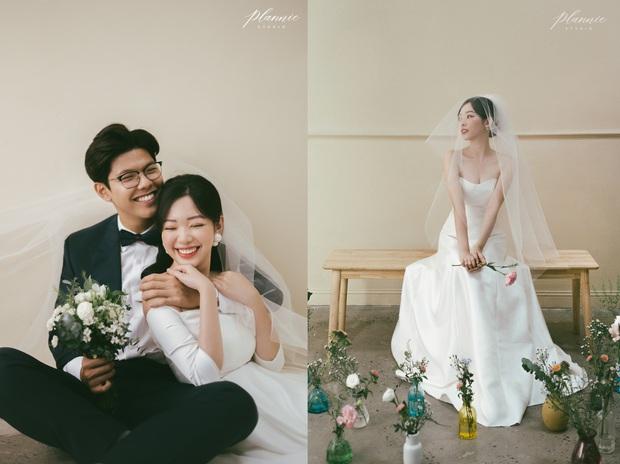 Trọn bộ ảnh cưới cực đáng yêu của cặp đôi MC trai tài gái sắc Mạnh Cường – Hương Giang - Ảnh 11.