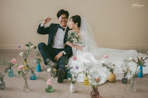 Trọn bộ ảnh cưới cực đáng yêu của cặp đôi MC trai tài gái sắc Mạnh Cường – Hương Giang - Ảnh 15.
