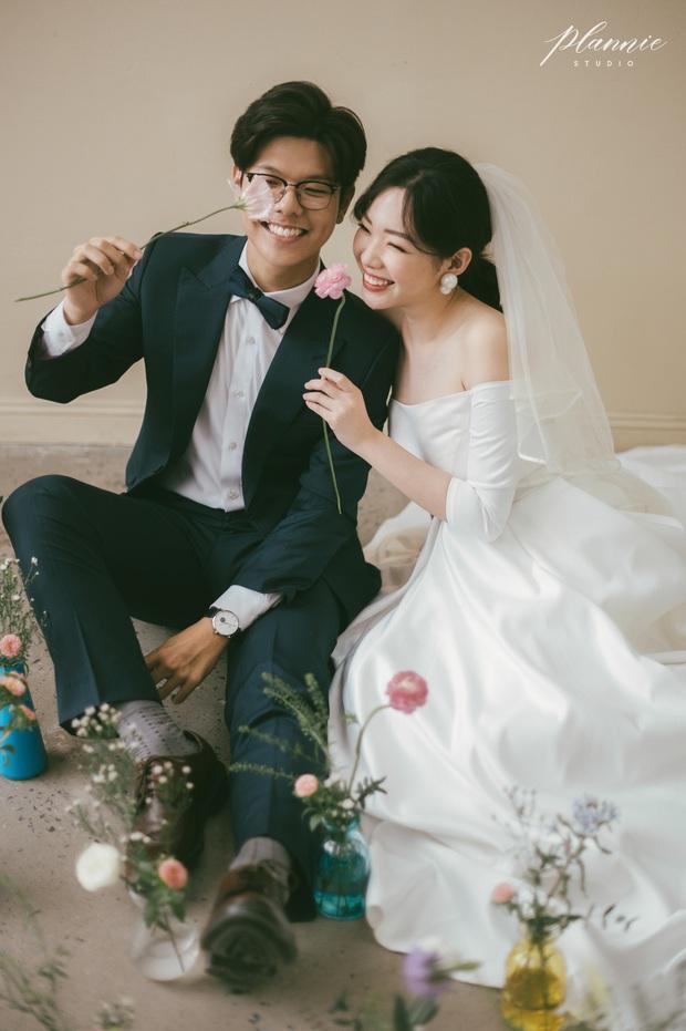 Trọn bộ ảnh cưới cực đáng yêu của cặp đôi MC trai tài gái sắc Mạnh Cường – Hương Giang - Ảnh 16.